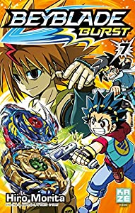 Beyblade Burst Edition simple Tome 7