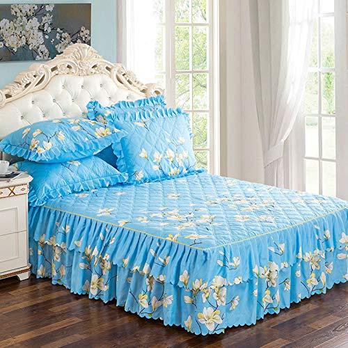 huyiming Verwendet für die koreanische Version des Bett Rock Einteilige Dicke Bettdecke 1.5m1.8m2 m Bett Simmons Matratzenbezug -