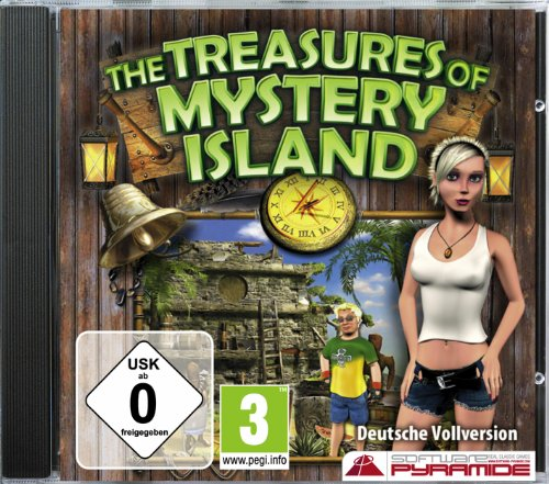 ak tronic Treasures of Mystery Island [Software Pyramide]