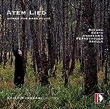 Atem Lied : Pièces contemporaines pour flûte basse de Rotaru, Sarto, Howokawa, Ferneyhough, Aralla. Murakami.