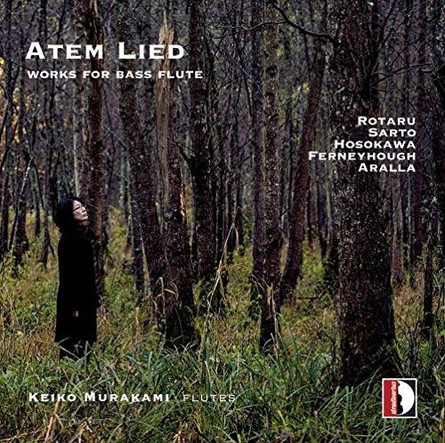 Atem lied : works for bass flute