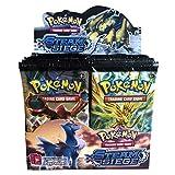 #6: DAY Pokeemon Steam Seige Trading Cards (Random) - Basic Cards (Non Licensed) Game Packs & Box For Kids (5 Packs)