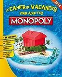 Cahier de vacances pour adultes Monopoly® 2014