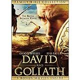 DAVID & GOLIATH - DAVID & GOLIATH (1 DVD)