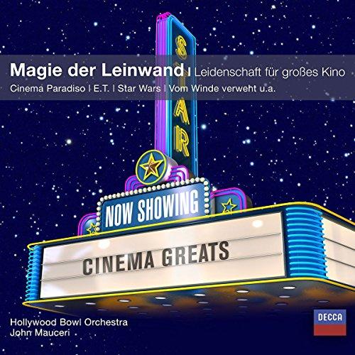 Preisvergleich Produktbild Magie d. Leinwand-Leidenschaft F. Großes Kino