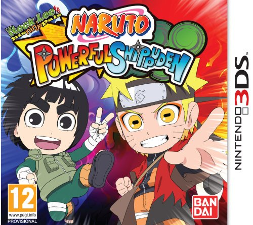 werful Shippuden Game 3DS ()