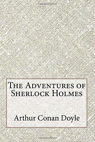 Pdf The Adventures Of Sherlock Holmes Faithgarciarhodes
