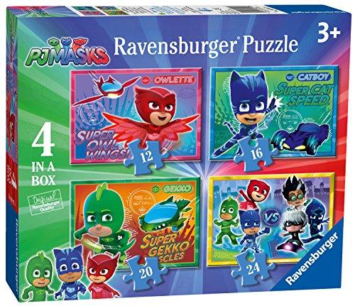 Ravensburger 6917PJ Masks 4in Box -