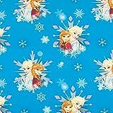 Stoffe Werning Baumwollstoff Lizenzstoff Disney's Frozen