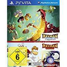 Rayman Legends & Rayman Origins [Importación alemana]