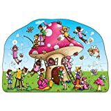 Best Toys For A Two Year Olds - Orchard Toys Fairy Cottage Floor Jigsaw Review