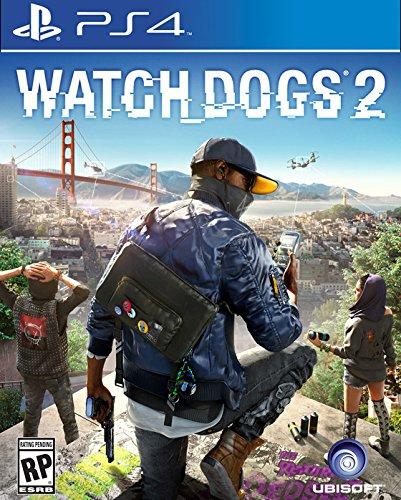 Ubisoft Watch Dogs 2 - PlayStation 4