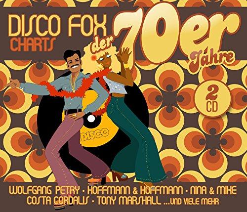 Disco Fox Charts der 70er Jahre (70er Der Jahre Disco)