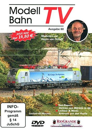 Preisvergleich Produktbild Modellbahn TV - Ausgabe 60