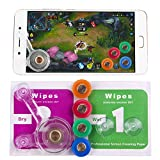 OLEDA Phone Game Controller Joystick Gamepad and Buttons for Android IOS Iphone Ipad