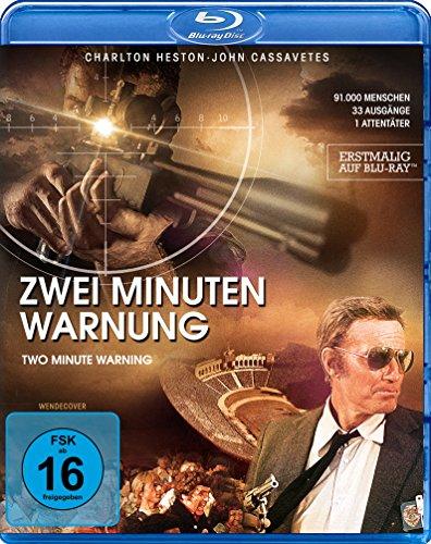 Zwei Minuten Warnung [Blu-ray]