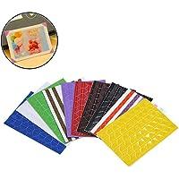hosaire 2pcs//set bande del nastro adesive adesivi motivo di uccello rosso Washi carta bricolage decorazione di calendario Album Scrapbooking carta regali
