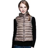 HX fashion Piumino Donna Piumino Ultraleggero Cappotto Invernale Trapuntato Sottile Cappotto Taglie Comode Invernale…