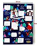 IKEA Adventskalender – der kultige Weihnachtskalender mit Ikea-Gutscheinkarten und feinsten Pralinen - 6