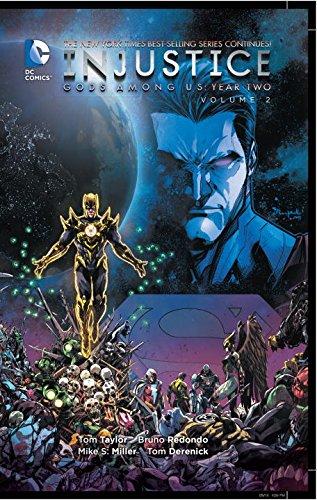 Injustice: Gods Among Us Year 2 Volume 2 HC