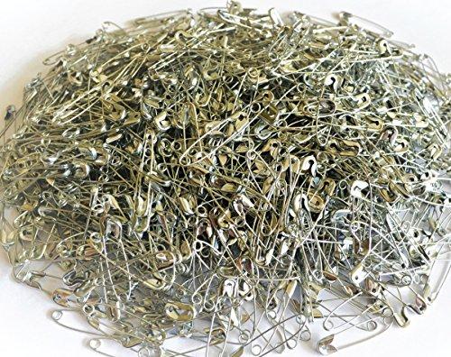 Lialina® 1000 spille di sicurezza da 28mm colore argento