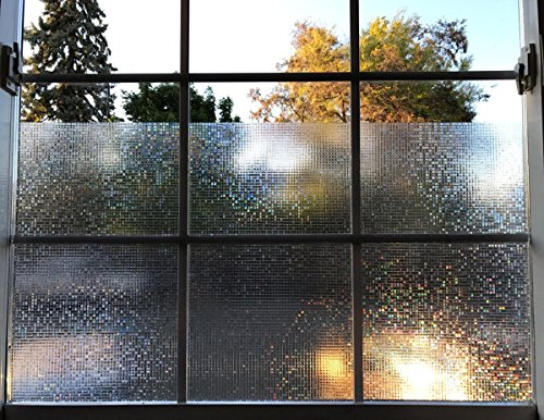 Zindoo pellicole adesive colorate pellicola per finestre - Pellicola finestre privacy ...