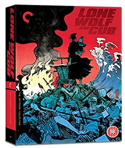 Lone Wolf and Cub [The Criterion Collection] [Blu-ray]