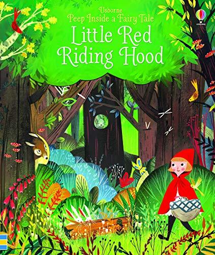 Peep Inside The Little Riding Hood
