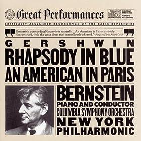 Gershwin: Rhapsody in Blue/An American in Paris