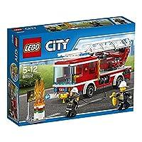 LEGO CITY AUTOPOMPA DEI VIGILI DEL FUOCO 60107