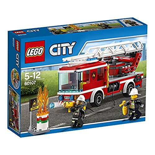 LEGO 60107 City Fire Ladder Truck
