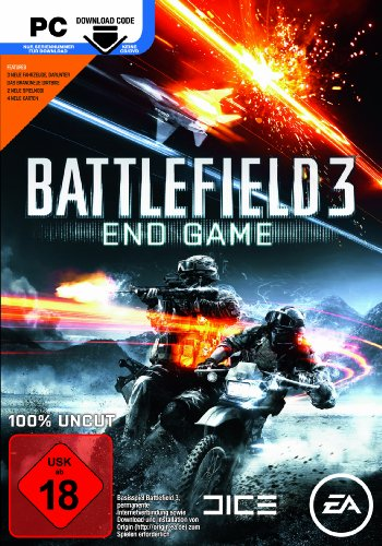 Battlefield 3 End Game Addon