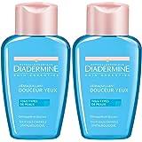 Diadermine - Démaquillant Doux Yeux - Douceur - 125 ml - Lot de 2