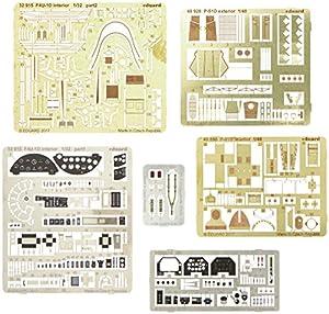 Eduard Accessories big4918130502000P-51D for Meng