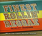 Best Reggae Cds - Finest Rollin' Reggae - Quality Riddims Review