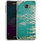 Samsung Galaxy A3 (2016) Housse Étui Protection Coque Fenêtre Fenêtre Fenêtre