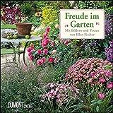 Freude im Garten 2019 - Broschürenkalender - mit informativen und poetischen Gartentexten - Format 30 x 30 cm