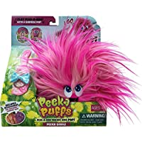 Mookie Peeka Puffs Plush Toy (Pink)