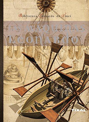 Maquinas De Leonardo (Biblioteca Leonardo Da Vinci) por Mario Taddei