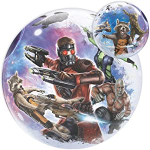 22 Inch Guardians of the Galaxy Bubble Balloon