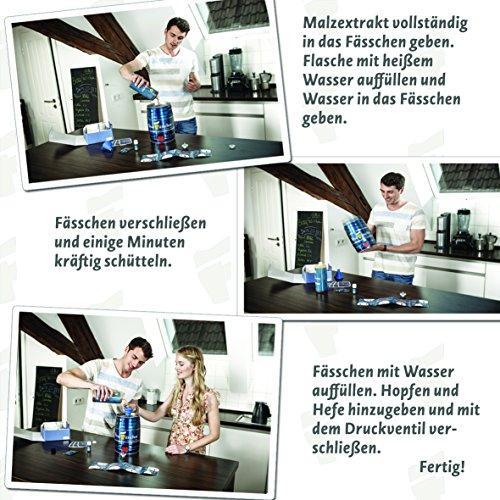 Bierbrauset 5l Bierfass - 7