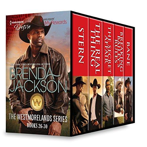 Brenda Jackson The Westmorelands Series Books 26-30: An Anthology (English Edition) di Brenda Jackson
