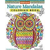 Nature Mandalas Coloring Book (Design Originals)