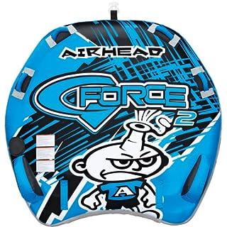 Airhead , aufblasbar ahgf-2G-Kraft Zwei Rider, Tube nachziehbar