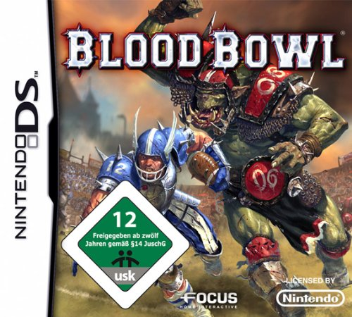 Blood Bowl [Importación alemana]