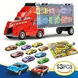 Description de la production:   Cherchez-vous des cadeaux d'anniversaire ou de festival pour les enfants aimants? Celui-ci est juste pour vous! Jeu de jouets génial voitures est sûr d'offrir aux enfants des temps de jeu agréables, en attendant, en j...