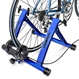 Best Bike Rollers - Relaxdays Indoor Bicycle Resistance Trainer, 6 Gears, Review