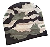 #10: Army military camoflague Skull cap, monkey cap, winter cap (Pack of 1)