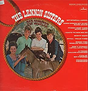 pop country LP