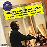 """Beethoven: Symphony No.3 """"Eroica"""" / Schumann: Manfred Overture"""